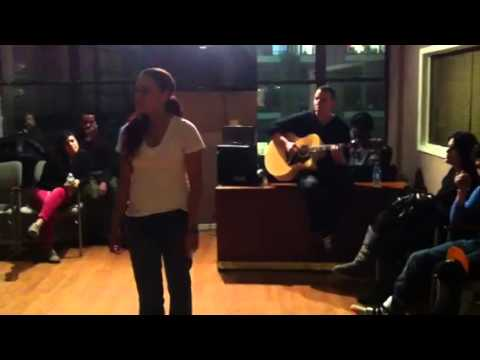 Andrea Lee (FireNyc) 'It Will Rain' (cover)