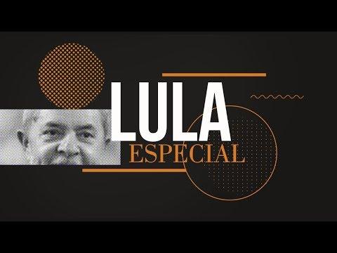 Entrevista do Lula na TVT