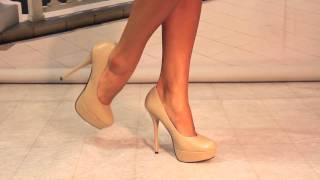 AMIClubwear : Getting Nude...With Pumps