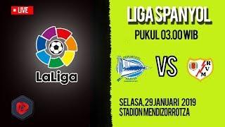 Jadwal Laga dan Live Streaming Deportivo Alaves Vs Rayo Vallecano di HP via MAXStream beIN Sports