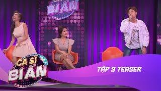 Ca Sĩ Bí Ẩn   Tập 9 Teaser   Tim - Trương Quỳnh Anh (29/05/17)