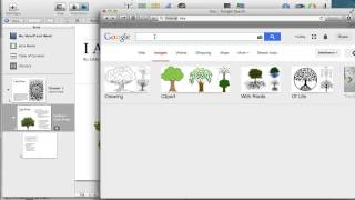 How to Add Photos to your iBook: Google Images