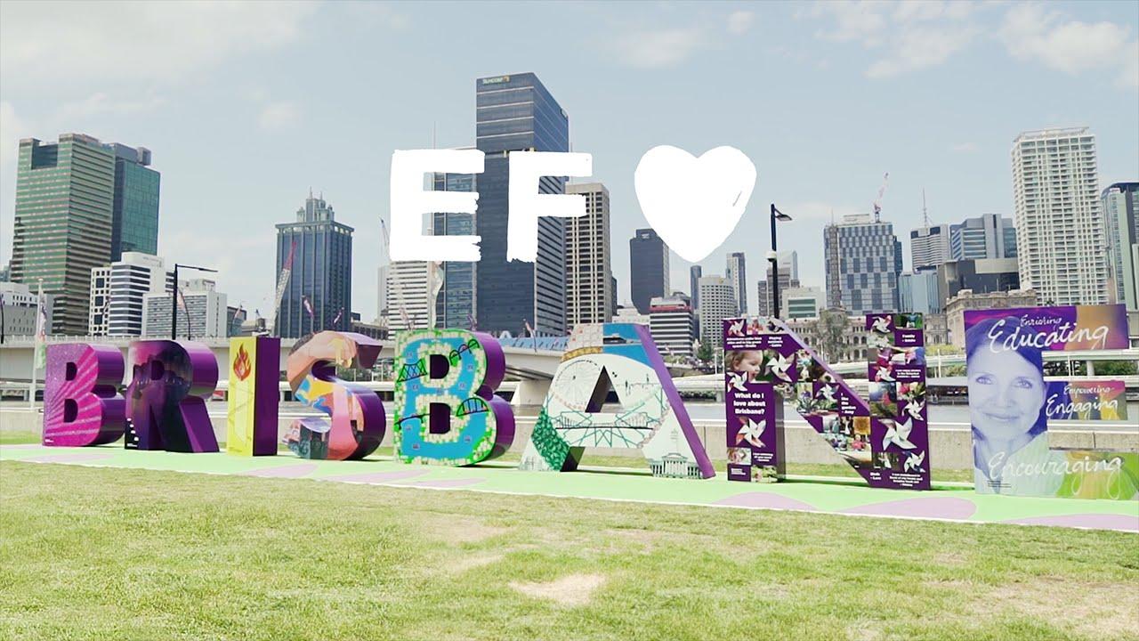 EF ❤ Brisbane