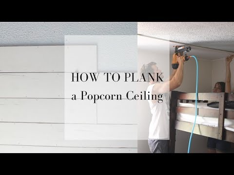 How To Plank A Ceiling | DIY SHIPLAP WITH PLYWOOD Mp3