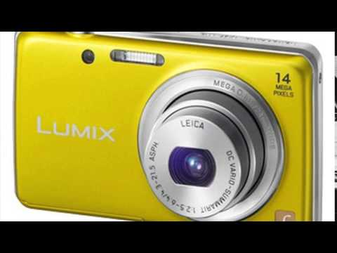 Panasonic - Lumix DMC FH6