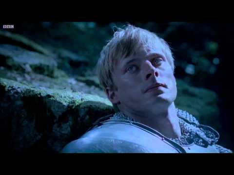 Merlin Morganas Death -