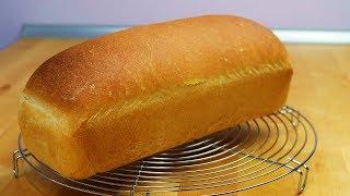 """Пшеничный ХЛЕБ """"Тостовый"""", мой любимый English subtitles"""