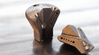 How Metal 3D Printing Works