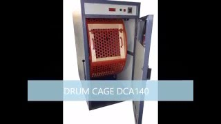 Fur Drum DCA140 manufacturing