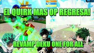deku one for all vs one for all boku no roblox - 免费在线