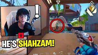 Tenz Vs Shahzam Finally Happens In A Radiant Game Of Valorant   Tenz Valorant