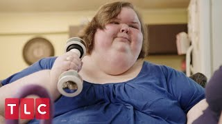 New Exercise Equipment for Tammy | 1000-lb Sisters