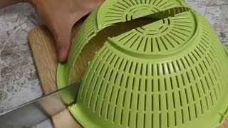 Salad of cooking utensils
