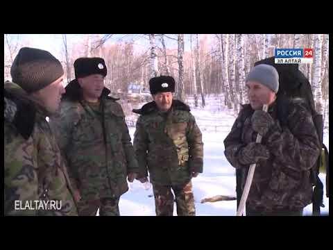 Состоялась совместная учеба служб охраны Катунского заповедника и Катон Карагайс