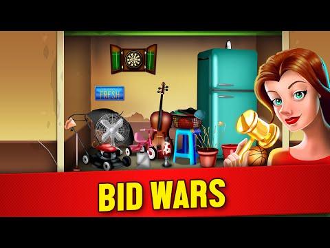 Vídeo do Bid Wars - O Rei do Leilão