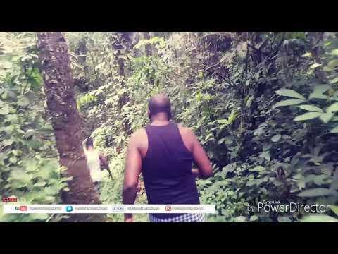 Peter Armand Boyo Shower in the Jungle