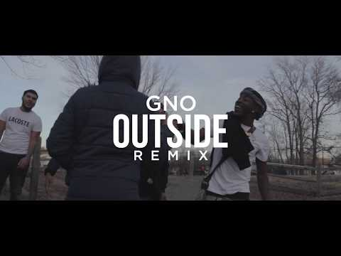 GNO - Outside Today (Remix) (Official Music Video) [Shot By @EAZY_MAX]
