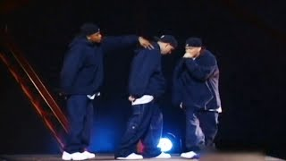 Eminem, Dr. Dre & Snoop Dogg - My Name Is, Guilty Conscience & Nuthin' But A G Thang (Live, 1999)