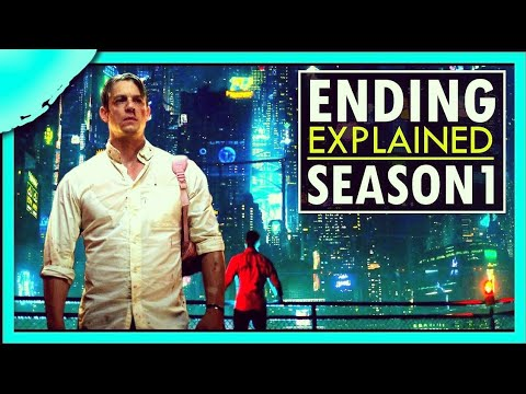 🔷 Altered Carbon ENDING EXPLAINED   Netflix Originals