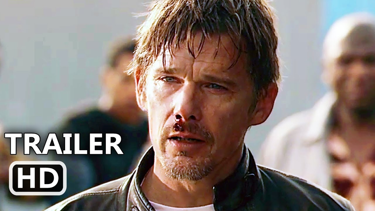 >24 HOURS TO LIVE Official Trailer (2017) Ethan Hawke, Action Movie HD