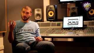 """Sansar Salvo """"24. Şarjör"""" Albümünü Anlatıyor @ Hiphoplife.com.tr"""
