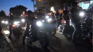 preview picture of video 'Impressionen European Bike Week Faak am See'