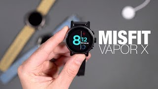 MISFIT VAPOR X Unboxing, First Look, and Tour!