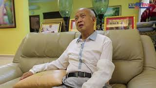 EXCLUSIVE : Interview with Norodom Ranariddh