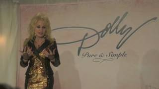"""Dolly Parton Talks About Her New Album """"Pure & Simple"""""""