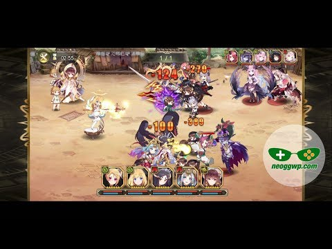 Mirage Memorial TH (Thai) (Official Launch) (Android iOS APK) - Role Playing Gameplay Chapter 1-2