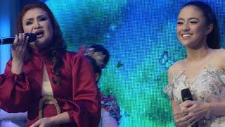 Reaksi Penonton Baby Shima Dan Mas Idayu Duet Wulan Merindu