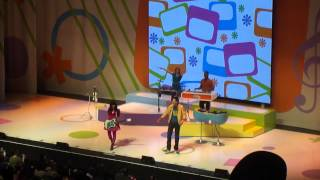 "The Fresh Beat Band ""Another Perfect Day"" 3/4/12 #12"