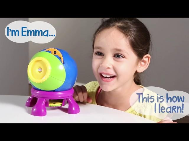 """Розвиваюча іграшка LEARNING RESOURCES серії Перші дослідження""""-ЧАРІВНИЙ ПРОЕКТОР"""""""