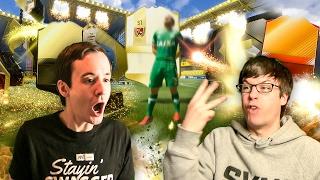 LUCKIEST GOD DAMN PACKS EVER OMFG!! - FIFA 17 PACK OPENING