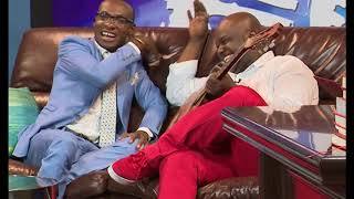 Kidum explains why Kenyan ladies love foreigners   Thursday Night Live with Dr Ofweneke