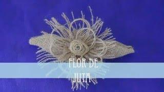 Flor De Juta