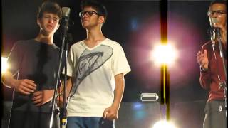 Persistence - Across the Sky (cover) -The 117 Productions