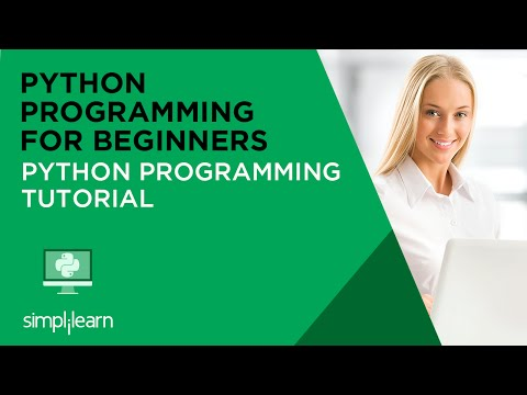 Python Programming Tutorial | Python Programming for Beginners