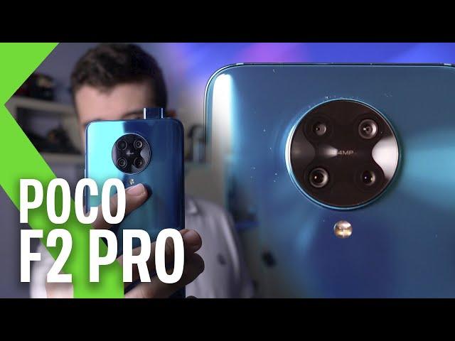 POCO F2 PRO: Análisis tras primera toma de contacto - ¡Muy competente a un precio ajustado!