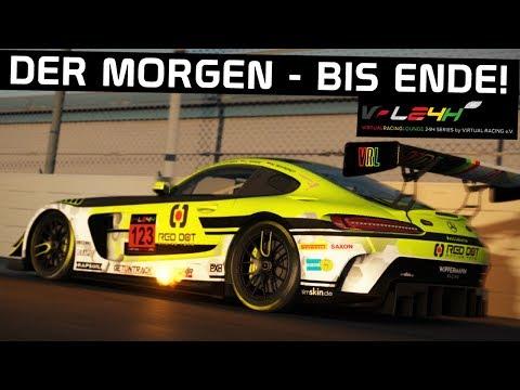 VRL 24h Daytona - TV - Ins Morgengrauen! Assetto Corsa Livestream