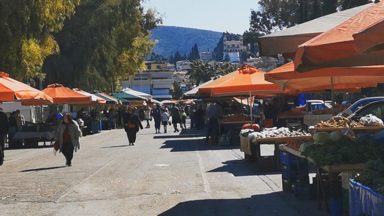 Ναύπλιο: Μέτρα πρόφύλαξης στην πόλη για τον κορονοϊό