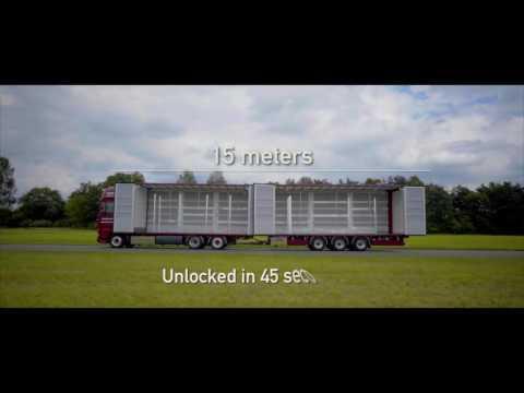 Video bij:Pacton zijdeurencombi voor Meijer Transport