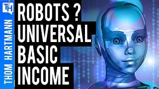 Universal Basic Income: Automation Is Coming