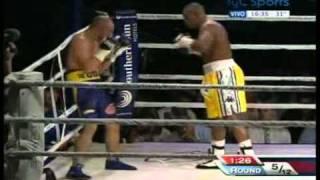 ILUNGA MAKABU vs PEDRO OTAS - PELEA COMPLETA - FULL FIGHT