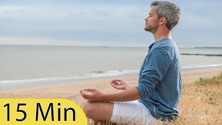 15 Minutes Music for Meditation, Relaxing Music, Music for Stress Relief, Background Music, ☯3066B