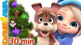 🎁 Santa & More Christmas Songs | Dave and Ava Christmas 🎁
