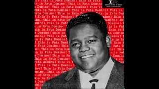 Fats Domino - The Fat Man's Hop (instr.) - January 1952