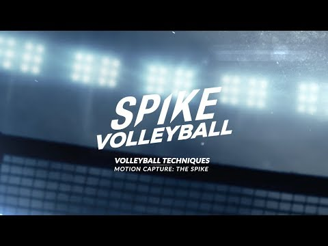 Spike Volleyball | Motion Capture : The Spike thumbnail