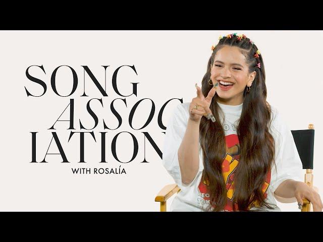 ROSALÍA Sings Shakira, Ozuna, and