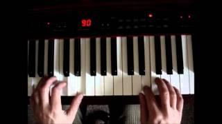 Tichá noc - Snadno na klavír G dur